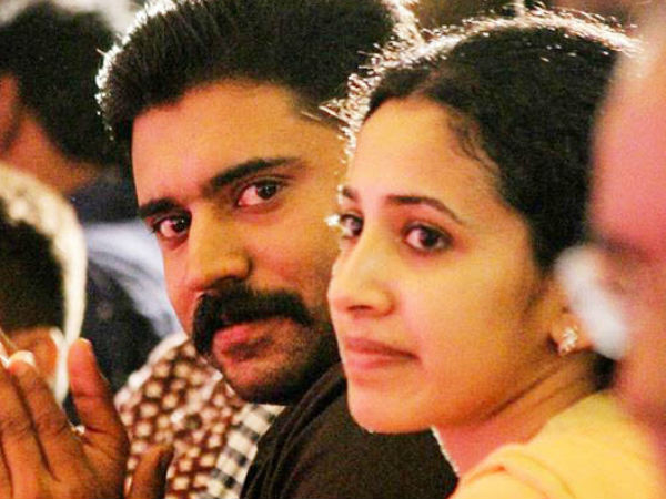 Nivin Pauly Family Photo, Wife, Age, Height