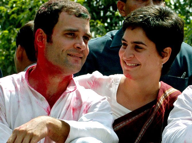 Rahul Gandhi Family Photos, Father, Mother, Brother, Sister, Age, Biography