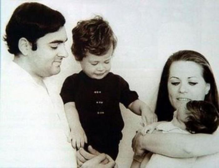 Rahul Gandhi Family Photos, Father, Mother, Wife, Brother, Sister, Biography