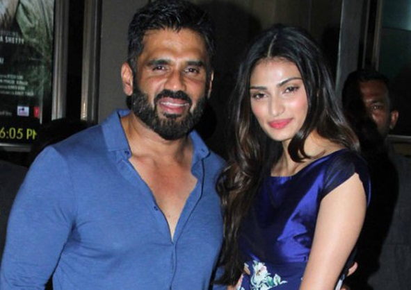 Sunil Shetty Family Photos, Father, Daughter, Son, Age, Biography