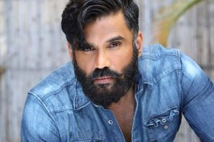 Sunil Shetty Family Photos, Father, Wife, Daughter, Son, Age, Biography