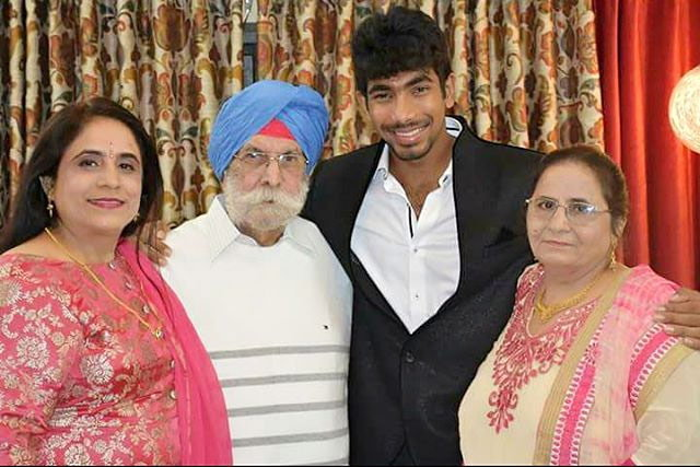 Jasprit Bumrah Family Photos, Wife, Age, Bowling Speed