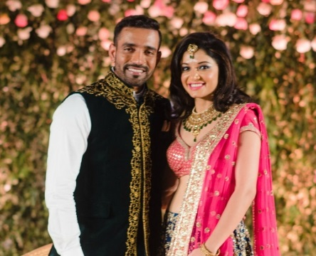 Robin Uthappa Family Photos, Wife, Age, Marriage