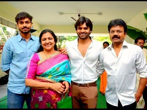 Sai Dharam Tej Family Photos, Wife, Father, Height