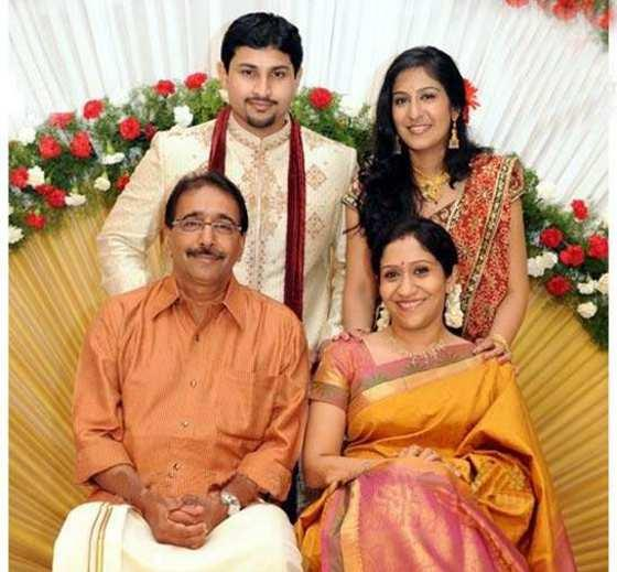 Swetha Mohan Family Pictures, Husband, Father, Mother, Age