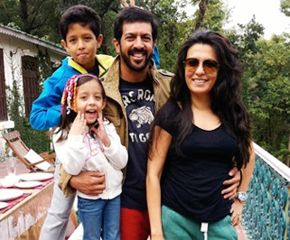Mini Mathur Family Photos, Husband, Age, Biography