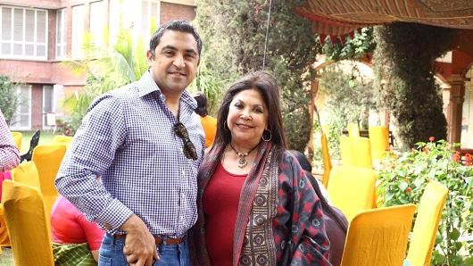 Ritu Kumar Family Photos, Husband, Daughter, Son, Age, Net Worth