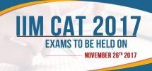 CAT 2017 Registration, Application Form, Exam Dates, Pattern, Syllabus, Last Date