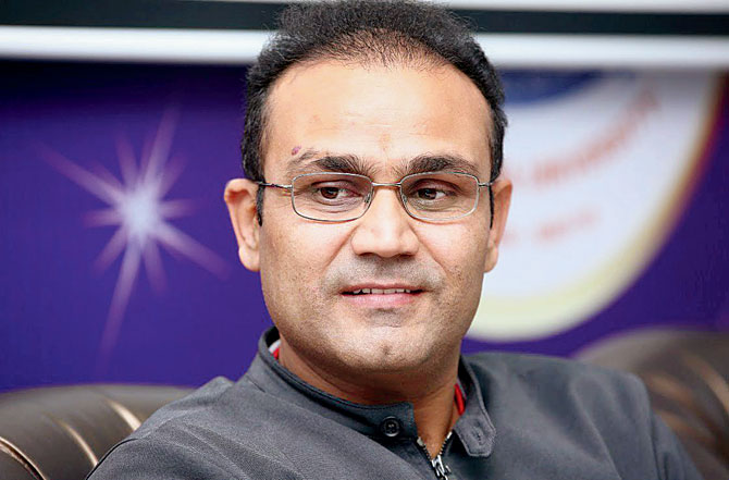 Virender Sehwag Net Worth 2018 in Indian Rupees