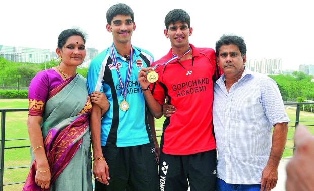 Kidambi Srikanth Family, Age, Height, Birthday