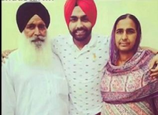 Ammy Virk Family Photos, Father, Mother, Wife, Age,Biography