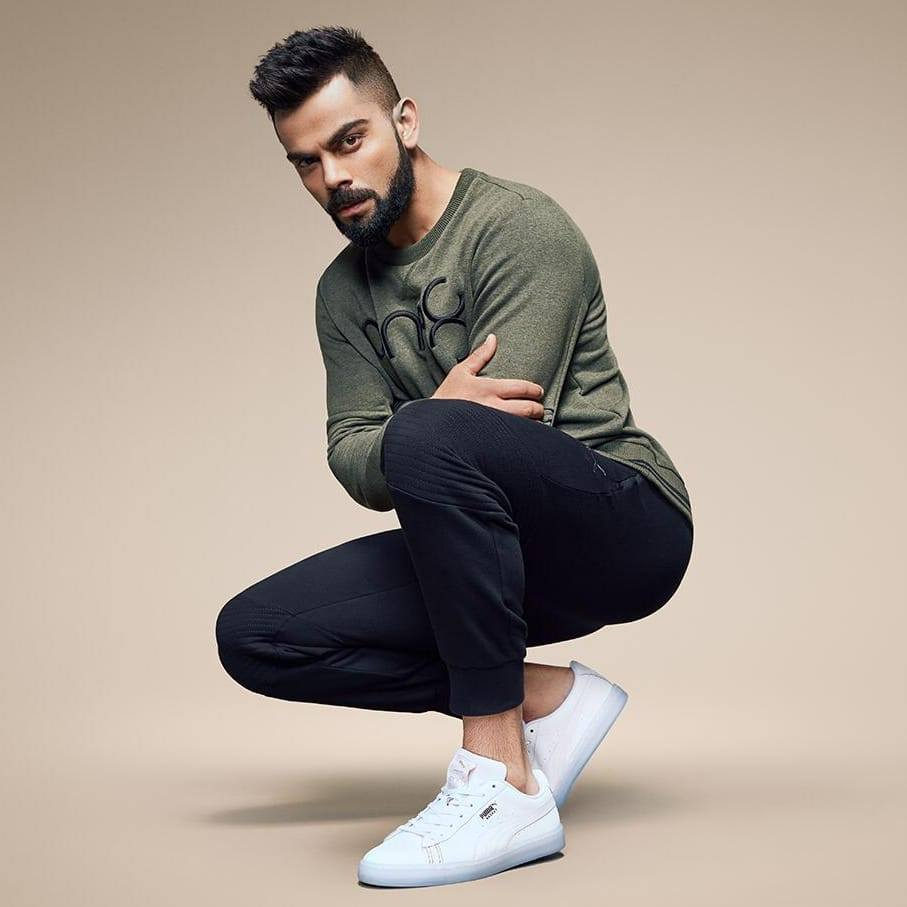 Virat Kohli Hairstyle 2019 New And Latest